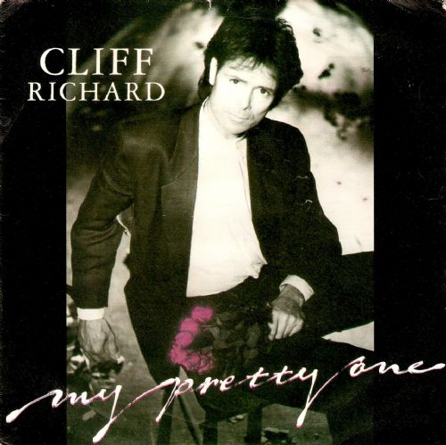 CLIFF RICHARD My Pretty One Vinyl Record 7 Inch EMI 1987